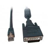 Cisco DB15 Crimp type to RJ45 3m Cable