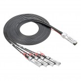 Active QSFP+ to 4 SFP+ Breakout Cable 3~10 meters