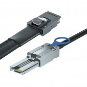 SFF-8088 to SFF-8087 SAS Cable, 0.5~1 meter