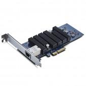 10G Network Card, Single RJ45 port, X4 Lane, Intel X550-T1 equivalent