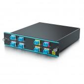 4 Channels Dual LC CWDM MUX/DEMUX 1470~1530nm, Monitor Port, IL<1.75dB | CWDM-OADM4-1=